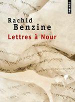 Couverture Lettres à Nour