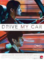 Affiche Drive My Car