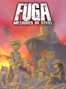 Jaquette Fuga: Melodies of Steel