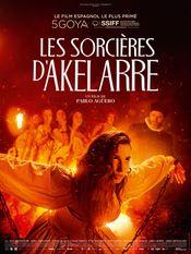 Affiche Les Sorcières d'Akelarre