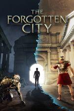 Jaquette The Forgotten City