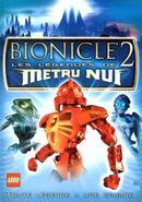 Affiche Bionicle 2 : Les Légendes de Metru Nui