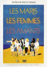 Affiche Les Maris, les femmes, les amants