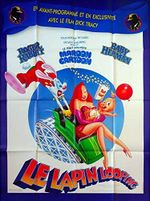 Affiche Le Lapin Looping