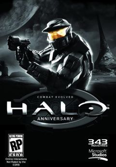 Jaquette Halo: Combat Evolved - Anniversary