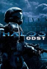 Jaquette Halo 3: ODST
