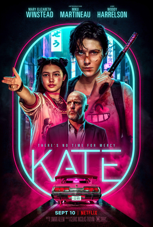 Kate - Film (2021) - SensCritique