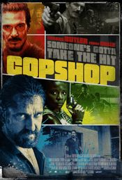 Affiche Copshop