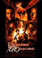 Affiche Donjons & Dragons