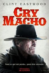 Affiche Cry Macho