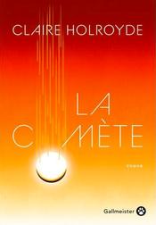 Couverture La Comète