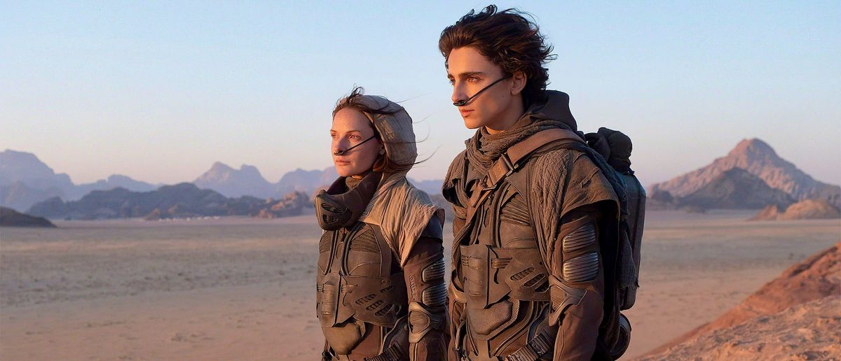 Dune - Film (2021) - SensCritique