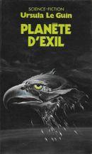 Couverture Planète d'exil
