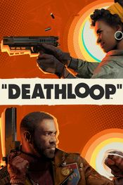 Jaquette Deathloop