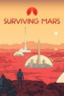 Jaquette Surviving Mars