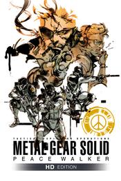Jaquette Metal Gear Solid: Peace Walker - HD Edition