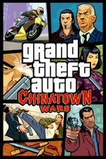 Jaquette Grand Theft Auto: Chinatown Wars