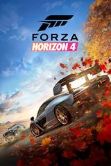 Jaquette Forza Horizon 4