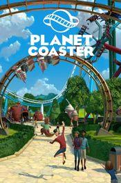 Jaquette Planet Coaster