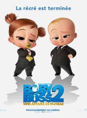 Affiche Baby Boss 2 : Une affaire de famille