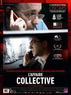 Affiche L'Affaire collective