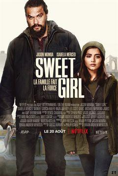 Affiche Sweet Girl