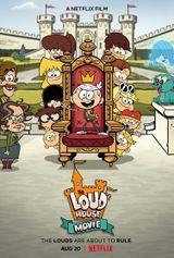 Affiche Bienvenue chez les Loud, le film