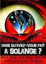 Affiche Mais... qu'avez vous fait à Solange ?