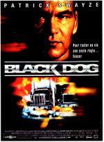 Affiche Black Dog