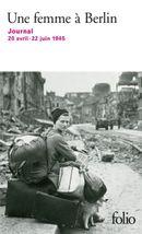 Couverture Une femme à Berlin