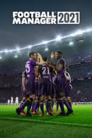 Jaquette Football Manager 2021