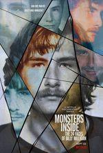 Affiche Billy Milligan : Ces monstres en lui