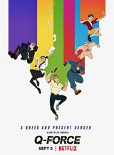 Affiche Queer Force