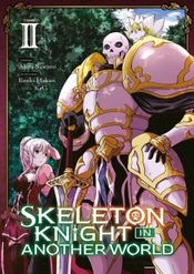 Couverture Skeleton Knight in Another World, tome 2