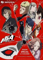 Affiche Persona 5 the Animation OAV