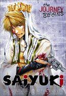 Affiche Saiyuki