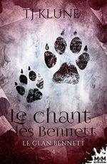 Couverture Le Chant des Bennett