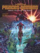 Couverture Malagate le monstre - La Geste des Princes Démons, tome 2