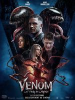 Affiche Venom : Let There Be Carnage