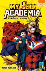 Couverture My Hero Academia