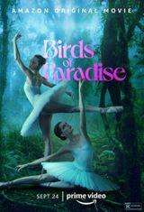 Affiche Birds of Paradise