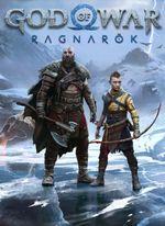 Jaquette God of War: Ragnarök