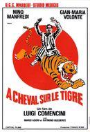 Affiche À cheval sur le tigre