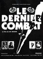 Affiche Le Dernier Combat