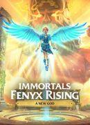 Jaquette Immortals Fenyx Rising : Un nouveau dieu
