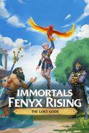 Jaquette Immortals Fenyx Rising : Les dieux perdus