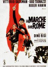 Affiche La Marche sur Rome