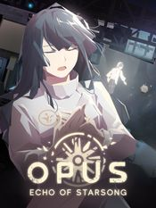 Jaquette OPUS: Echo of Starsong