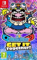Jaquette WarioWare: Get It Together!