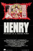 Affiche Henry : Portrait d'un serial killer